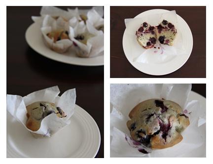 Blueberry Muffins :)