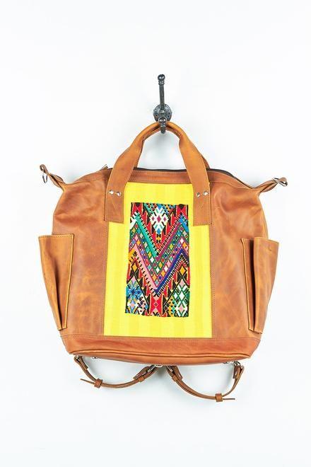 NEW Nena & Co. Artisan Convertible Day Bag