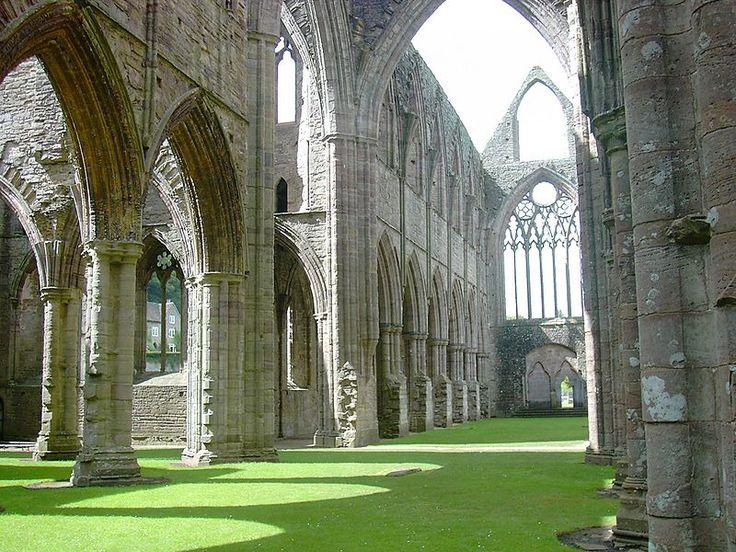 Tintern Abbey, Southern Wales
