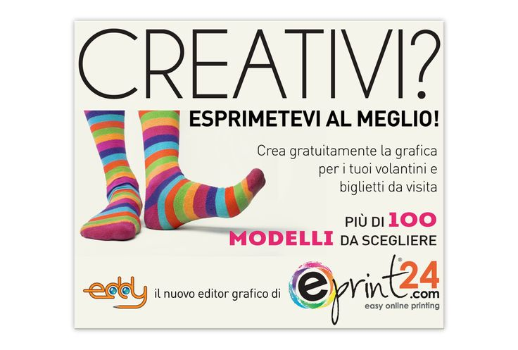 cliente: EPRINT24.COM progetto: BANNER PER CAMPAGNA REMARKETING