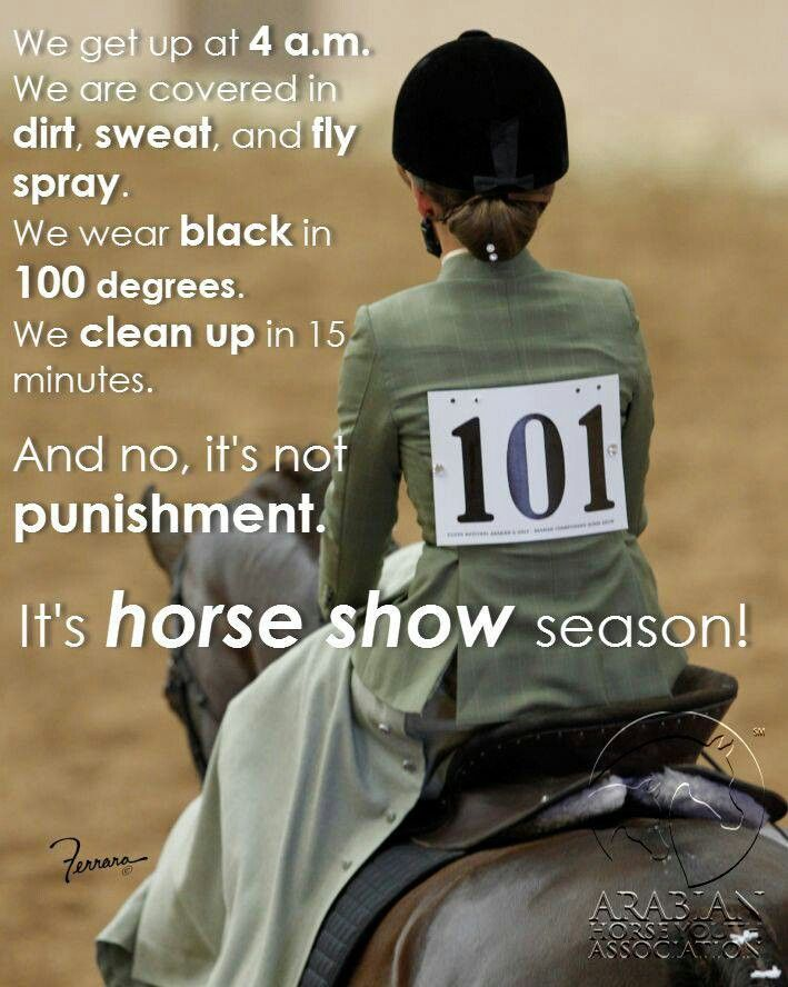 Horse show jumping quotes