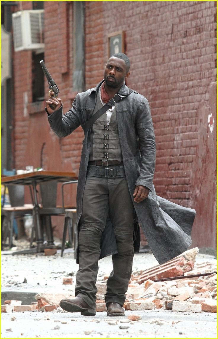 Idris elba jungle book shere khan see more idris elba battles jackie earle haley on dark tower set