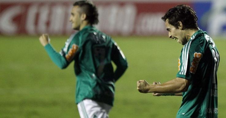 Palmeiras 2 X 0 Atlético Paranaense - Copa do Brasil