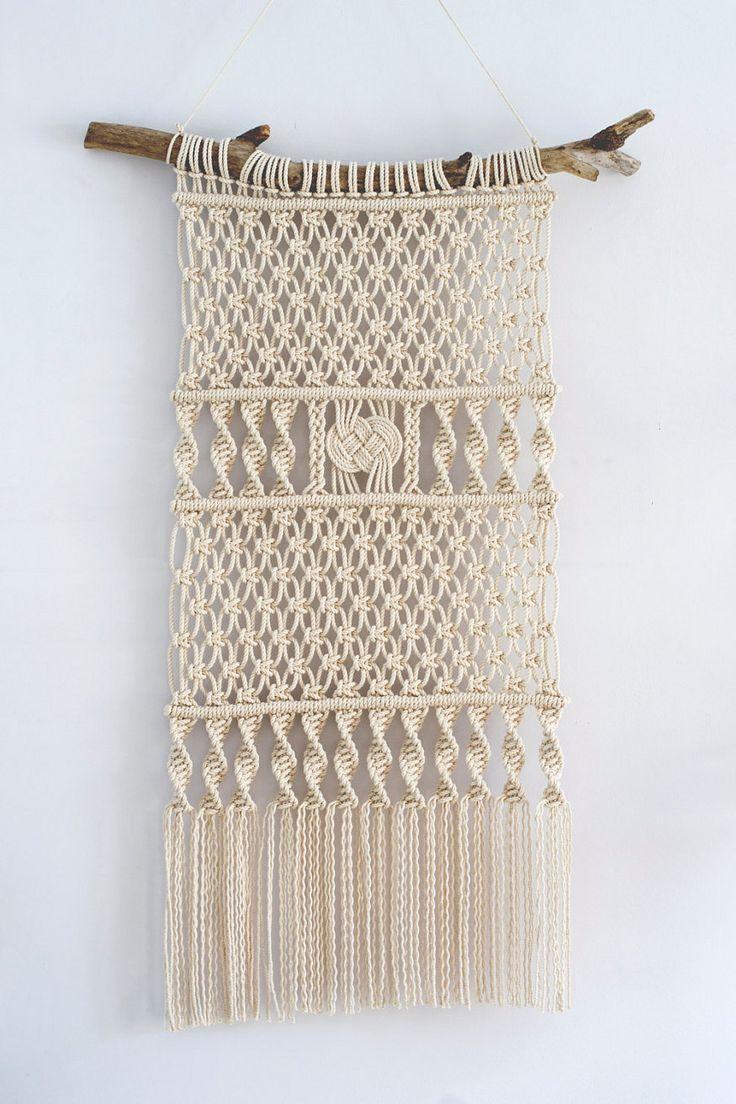 7x de mooiste macramé wall hangers voor een bohemian look - Roomed