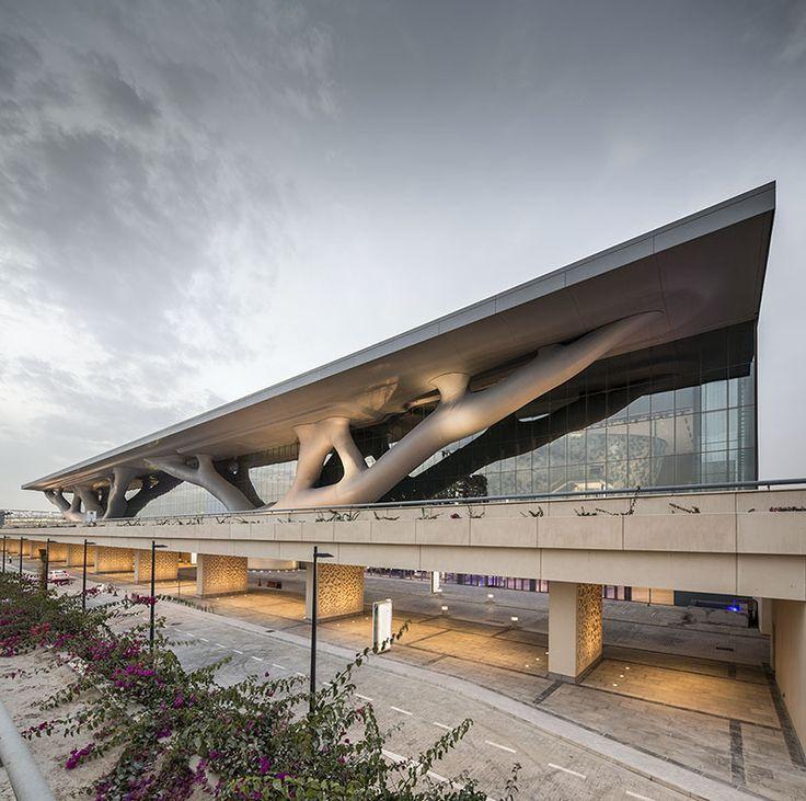 Arata Isozaki - Qatar National Convention Centre - Doha, Qatar