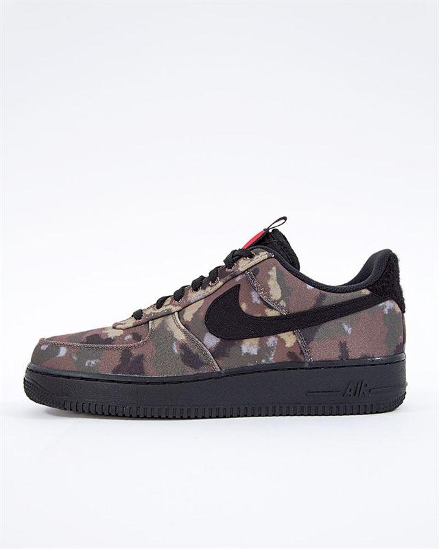 tout neuf e015e 1b31d Nike Air Force 1 07 | AV7012-200 | Brun | Sneakers | Skor ...