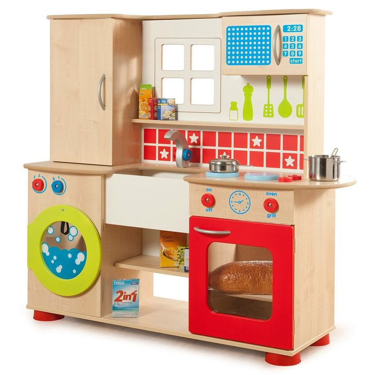 15 Best Wooden Toy Kitchens Images On Pinterest