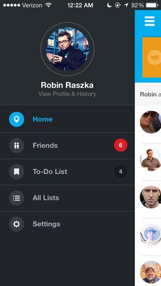 Foursquare - Find Rest...