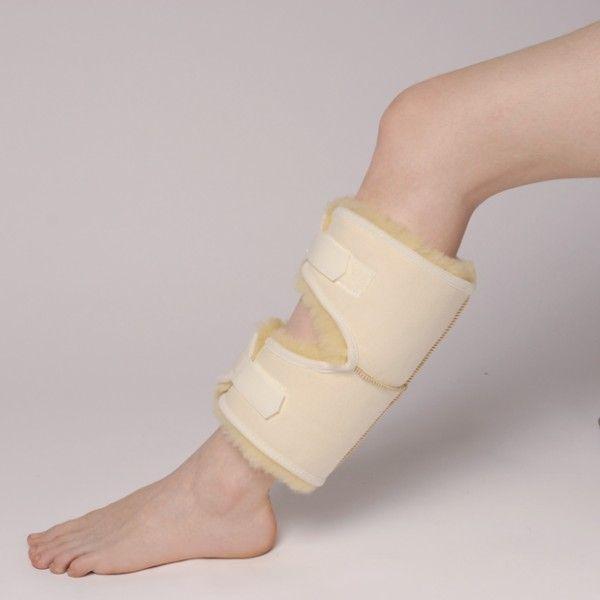 PERNERA DE LANA NATURAL - REF: 10510: De pura lana. Previene úlceras de presión. Proporciona alivio del dolor y terapia térmica.
