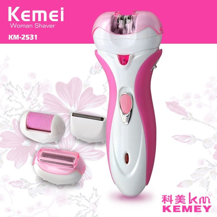 22.30$  Watch now - http://ali29x.shopchina.info/go.php?t=32792378928 - 4 in 1 rechargeable lady electric epilator hair removal trimmer depilador shaver kemei dead skin callous remover  #buychinaproducts