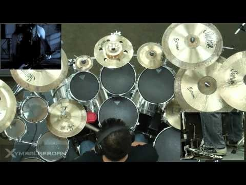 One by Metallica Drum Cover by Myron Carlos