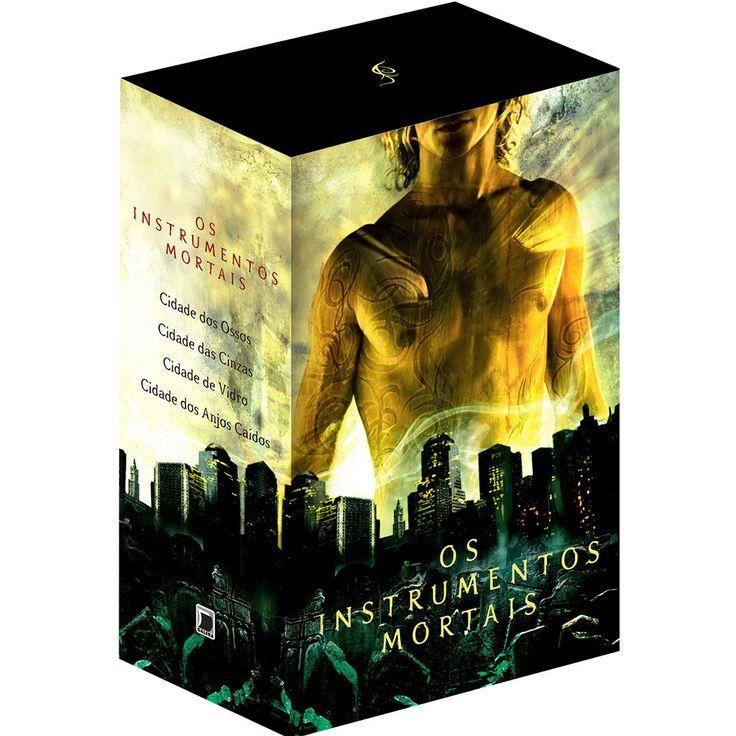 Livro - Box Os Instrumentos Mortais (4 Volumes) - Edição Econômica - Submarino.com.br