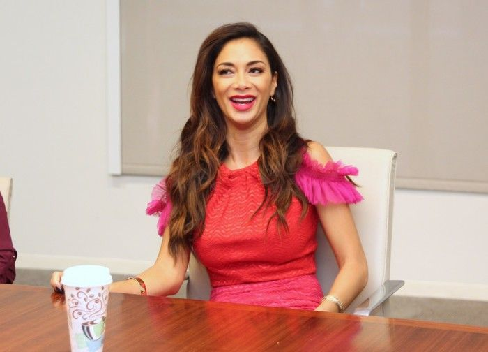 "My Interview with Nicole Scherzinger (voice of ""Sina"")! #MoanaEvent"