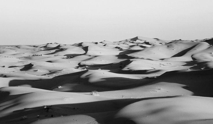 Pocztówka z Maroko Express 2015   Karol Bagiński Fotografia #morocco #sahara #merzouga #dunes #blackandwhite #b&w #photojourney #landscape #photography