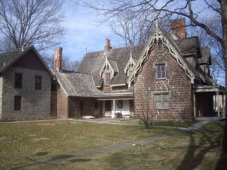 Hermitage, Ho-Ho-Kus NJ..A stone house where George Washington stayed during the United States Revolutionary War, it was later the site of the wedding of Aaron Burr and Theodosia Prevost. Now a museum.