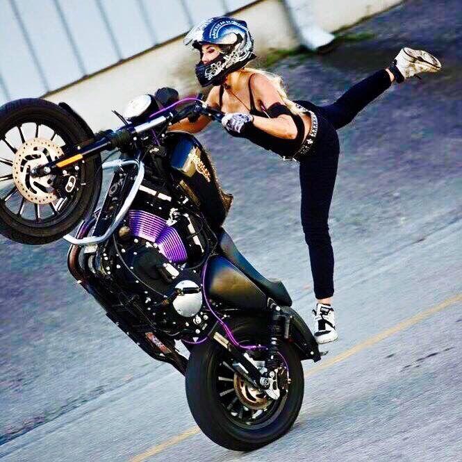 Biker Lifestyle : Photo