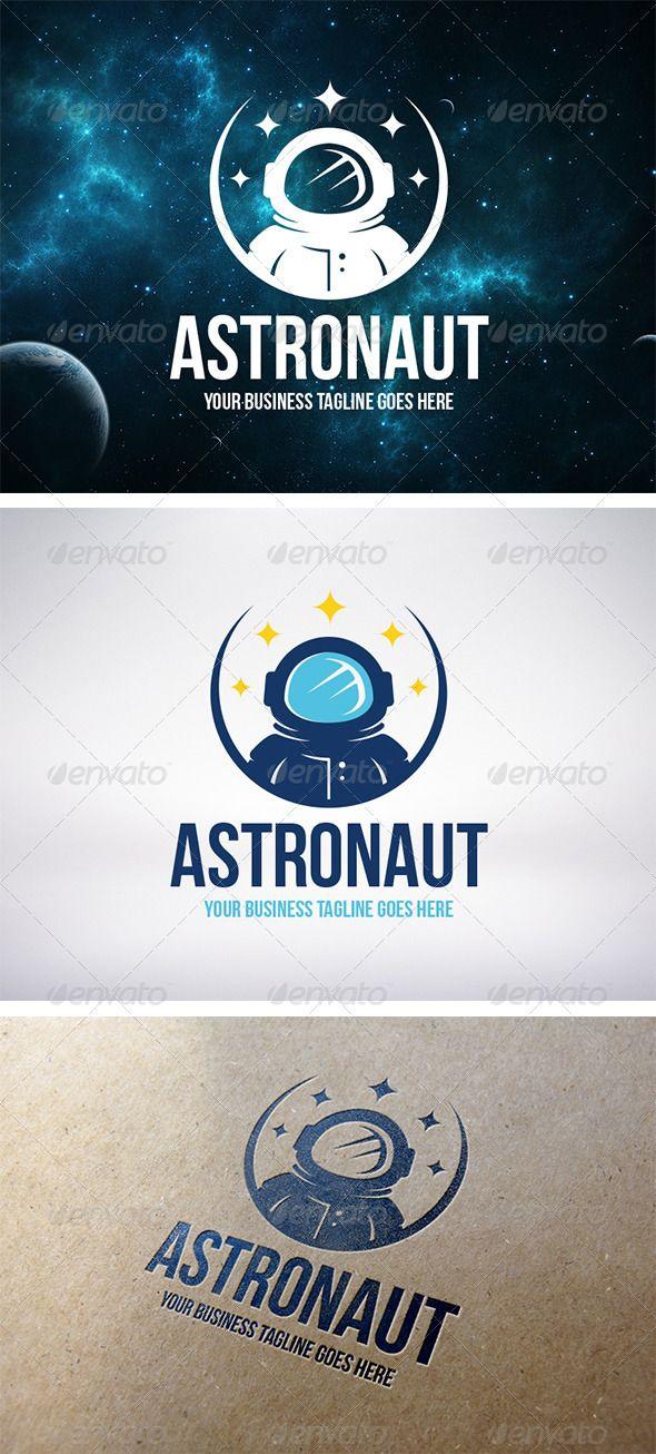 astronaut logo brand - photo #35