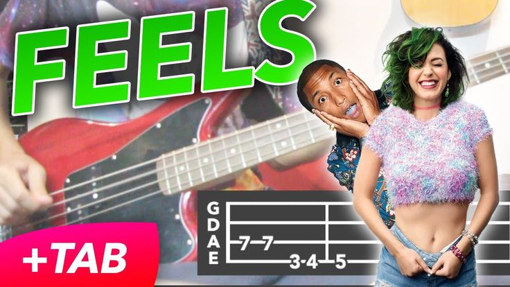 Feels – Calvin Harris, Katy Perry, Pharrell Williams [B…