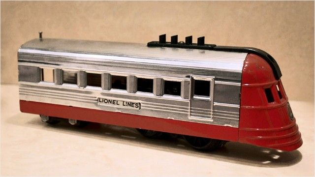 100 years of Lionel's model trains