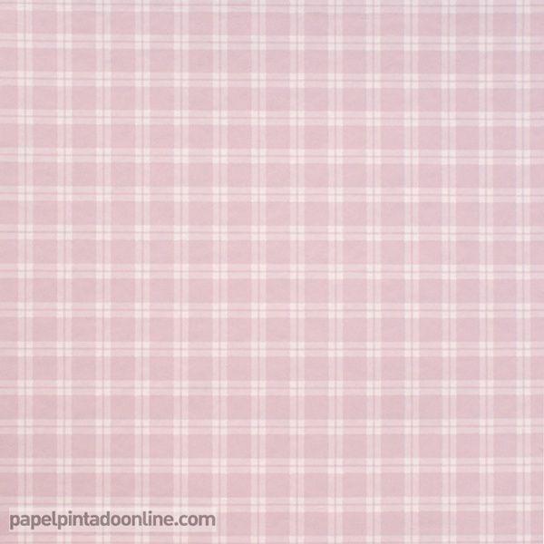 17 best images about papel pintado infantil lilleby on pinterest dibujo colors and pastel - Papel pintado rosa ...