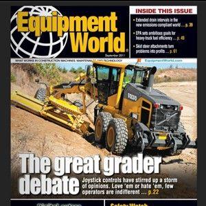 Equipment World Magazine