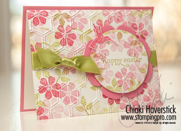 209 Best Easter Stampin Up Cards Images On Pinterest | Easter Card
