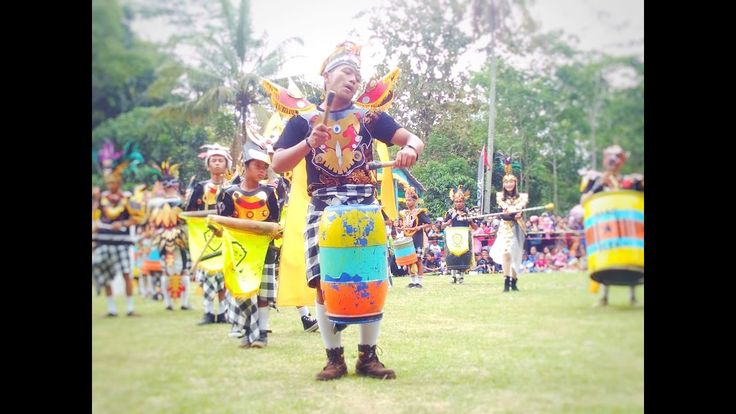 Marching Blek (marching band traditonal music from salatiga city, indonesian)