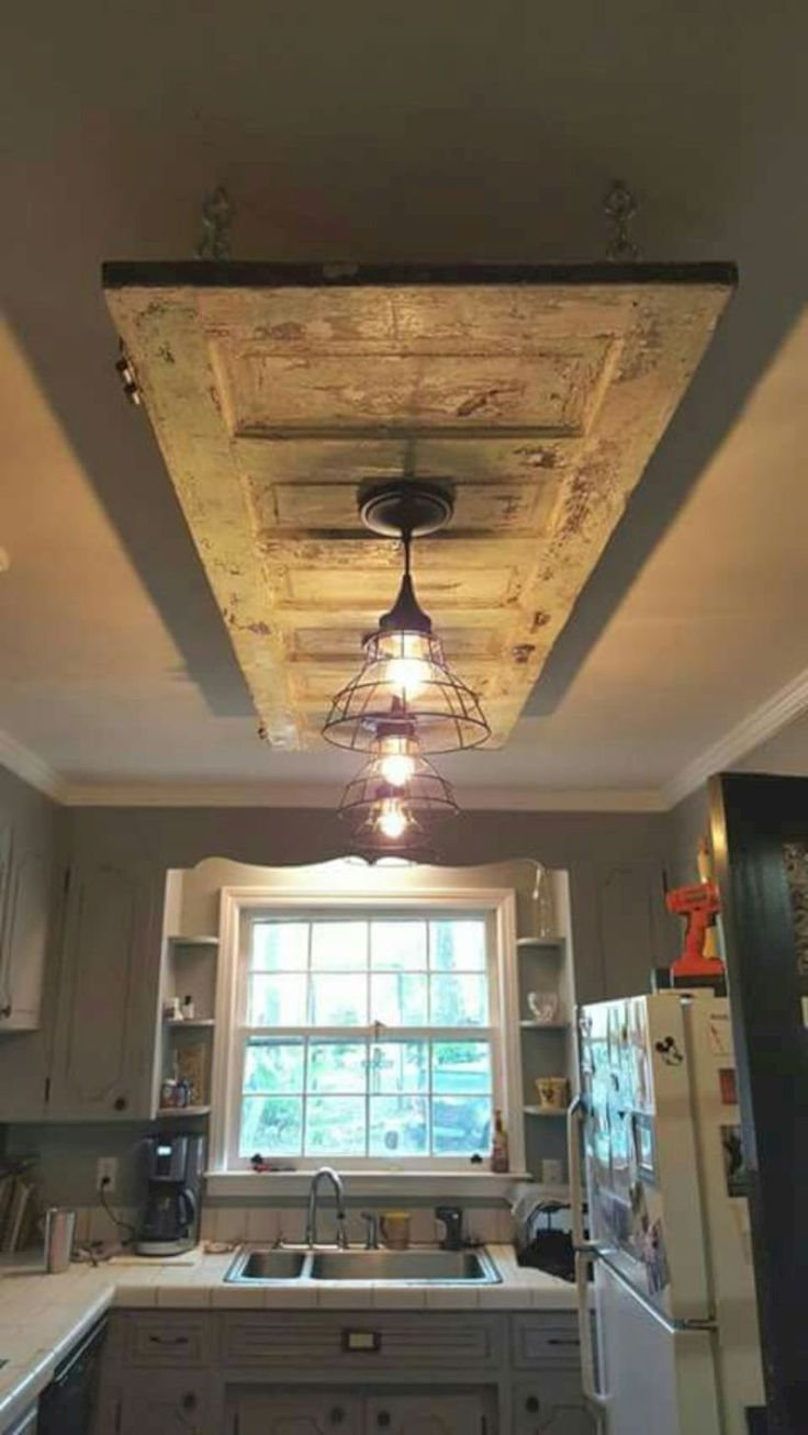Fabulous  Pretty Kitchen Ceiling Lighting Design Ideas