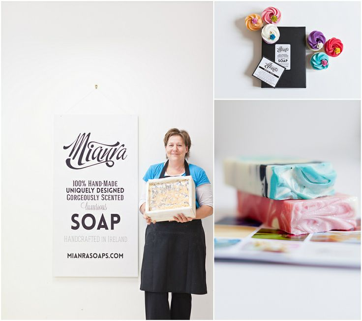 At work series # 3 – Mianra Soaps
