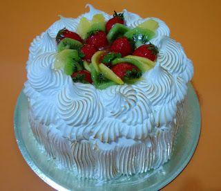 PATHALMA :  Patricia y Pablo: Torta de Merengue con Frutas de Estación
