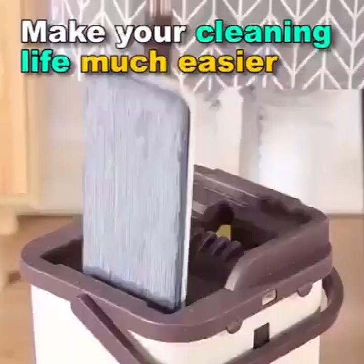 New Convenient Combination of Mops Set