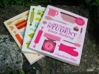 The Hungry Student Cookbooks - a Review