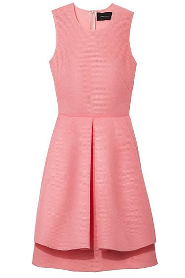 The Bazaar: Pink Lady - Simone Rocha dress