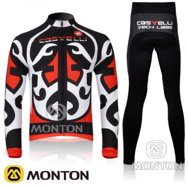 Castelli cycling jersey long sleeve