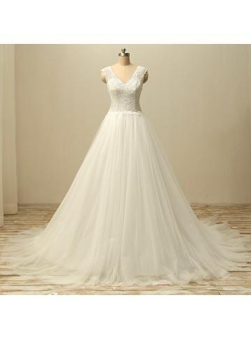 tyll ball kjole brude brudekjoler