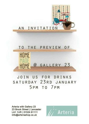 17 best invitation designs for arteria images on pinterest home made home exhibition invitation jan 2016 stopboris Image collections
