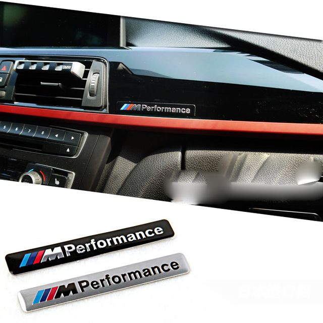 Xe styling trên xe ô tô 3D kim loại vui xe stickers cho xe hơi BMW m m3 m5 X1 X3 X5 X6 e46 E30 E39 E90 e92 e60 e36 F30 f10 phụ kiện