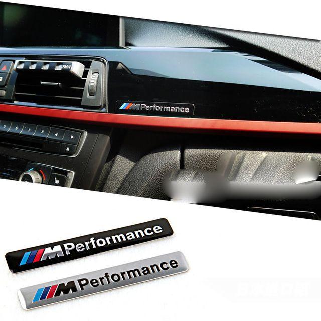 Auto styling auf autos 3D metall lustig auto aufkleber für auto BMW m m3 m5 X1 X3 X5 X6 e46 E30 E39 E90 e92 e60 e36 F30 f10 zubehör