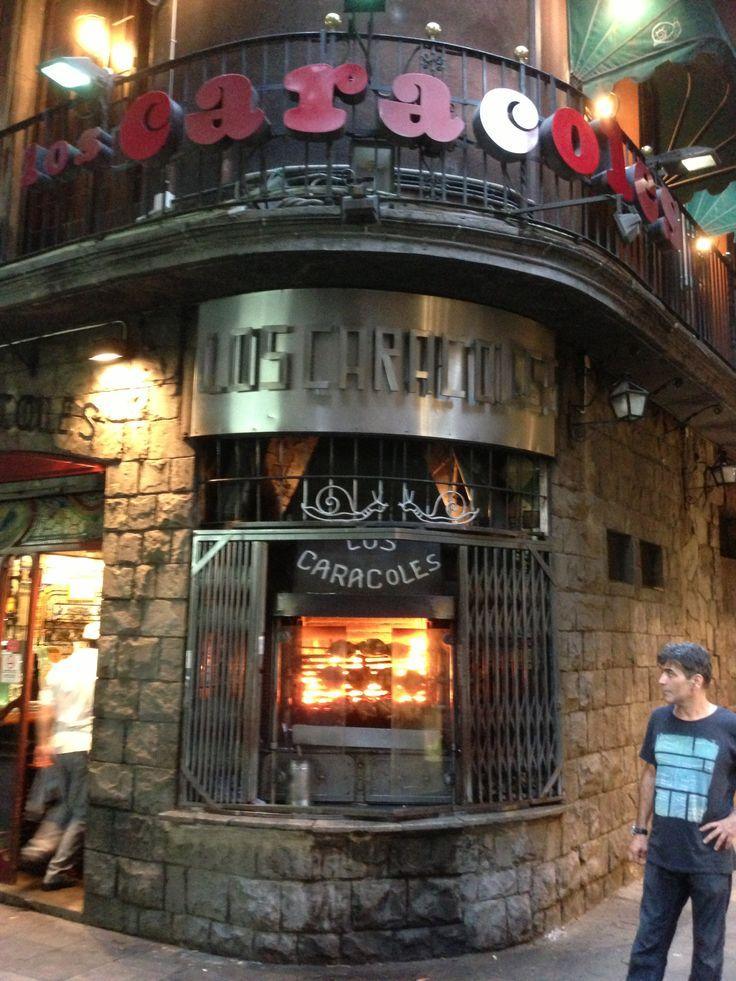 Restaurant Los Caracoles, Barcelona