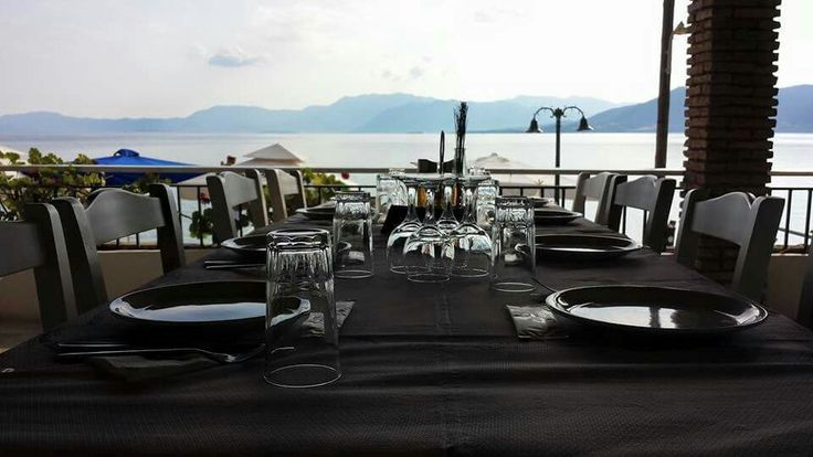 Make your reservation at Anna's Fish Tavern during your holidays at greece! #paleros#summer#in#greece