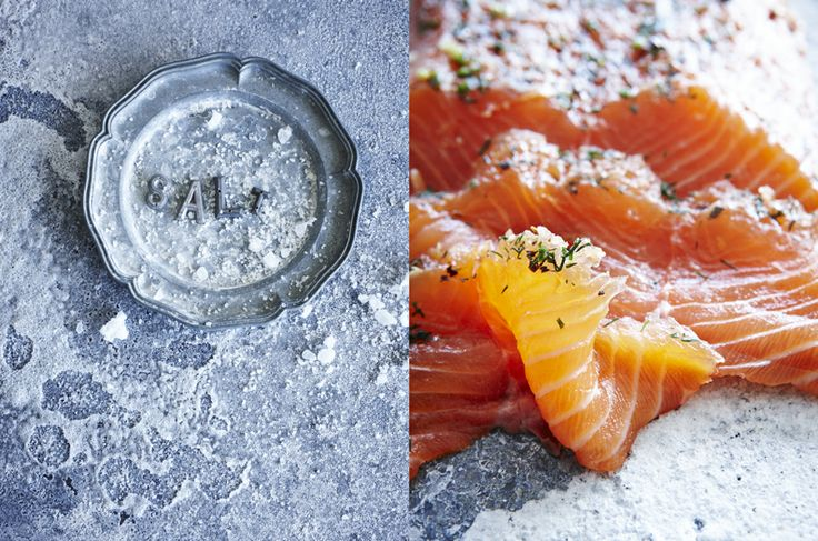 the food dept.: SALT - the everyday essential ingredient that can make or break your meal.