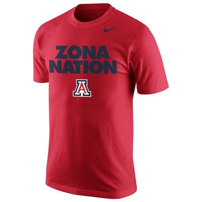 Nike Arizona Wildcats Cardinal Selection Sunday T-Shirt