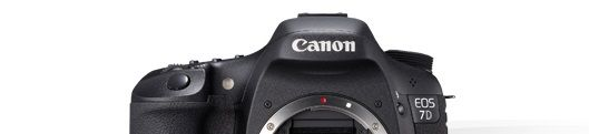 The Rumored Canon EOS 7D Mark II