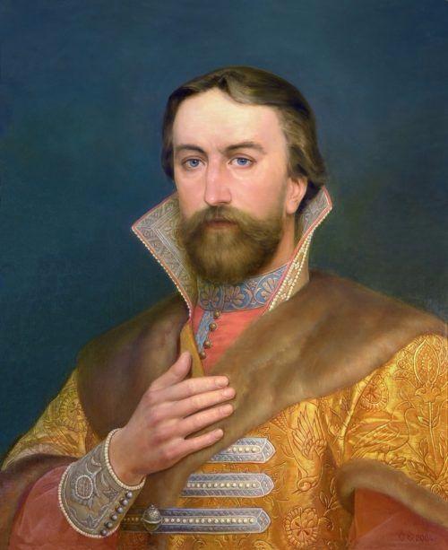 Боярин Михаил Никитич Романов