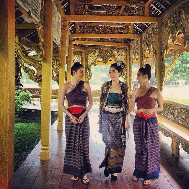 Thai-Lanna costume