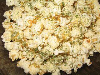 Mix It Up: Dill Pickle Popcorn Seasoning