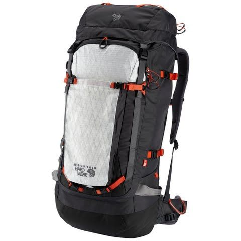Mountain Hardwear South Col 70 Outdry Backpack - Shark: The one-pack solution for mountaineering expeditions… #OutdoorGear #Camping #Hiking