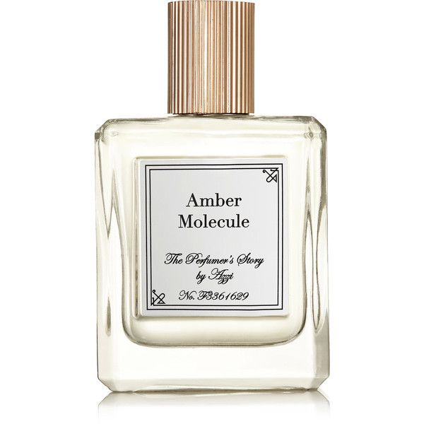 The Perfumer's Story by Azzi Glasser Amber Molecule Eau de Parfum,... (465 BRL) ❤ liked on Polyvore featuring beauty products, fragrance, perfume, makeup, beauty, colorless, edp perfume, eau de parfum perfume, eau de perfume and parfum fragrance