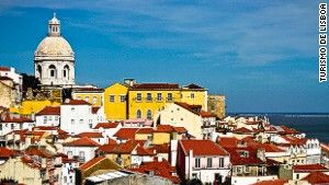 7 reasons Lisbon could be Europe's coolest city | Via CNN | 26/01/2014 If it means being loaded with atmosphere, charm, great food and nightlife, yet ignored by the bulk of travelers, then Lisbon deserves consideration as Europe's coolest capital. #Portugal