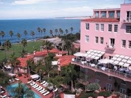 La Valencia Hotel in La Jolla. It's my favorite San Diego area place to relax and enjoy the beauty of the ocean. I think San Diego is my favorite city.